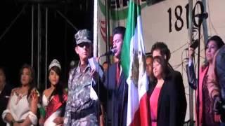 Fiestas Patrias en Jaltenco