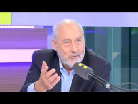 "Joseph Stiglitz prix Nobel d'économie :""L'euro est à la limite de l'effondrement"""