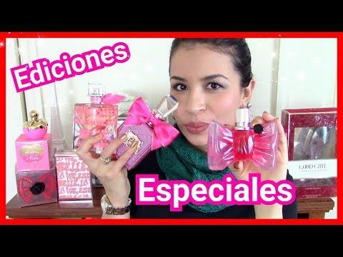 Mis perfumes de Edición limitada colaboración con Isa Ramirez