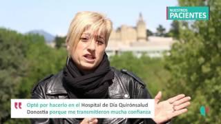 Testimonios de pacientes