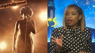 Jennifer Hudson Opens Up About Playing Aretha Franklin In 'Respect'
