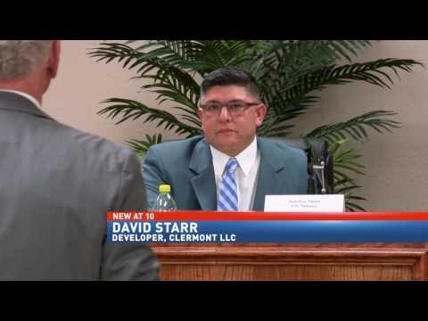 Board of directors discuss hospital project