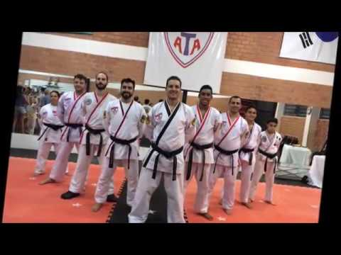 Retrospectiva 2016 - Action Martial Arts - Porto Alegre
