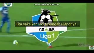 2 kontroversi wasit di laga Arema vs Persib Liga 1 Gojek Indonesia 2018
