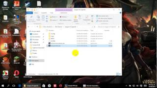 ¡Solucion! Problema Windows10 y League of Legends