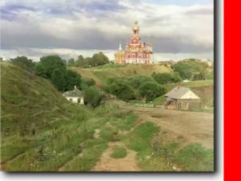 ЦЕРКВИ - CHURCHES (music slide-show, 50 photo)