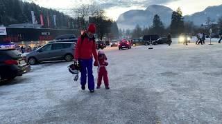 SkiWelt горнолыжный курорт в Австрии