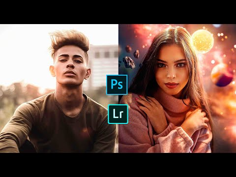 DANISH ZEHEN | CALOP |TONIMAHFUD| LIGHTROOM | PHOTOSHOP VISUAL EDIT TUTORIAL thumbnail