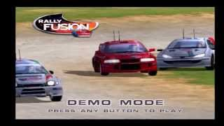 Rally Fusion - Race of champions (PS2)(Demo Mode)