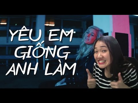 Love Me Like You Do By Ellie Goulding In Vietnamese