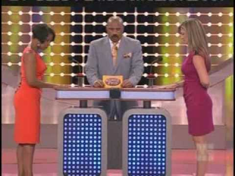 Thumbnail: Steve Harvey Kills On Family Feud