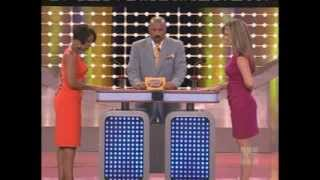 Steve Harvey Kills On Family Feud