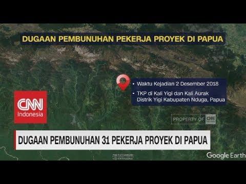 Dugaan Pembunuhan 31 Pekerja Proyek di Papua, Ini Penjelasan Wakil Ketua DPRD Nduga Mp3