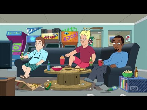 American Dad - Klaus's Boys