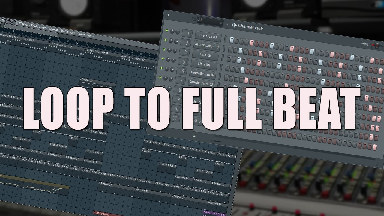 loop playlist fl studio