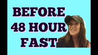 ❤ How To Fast For 48 Hours ❤ Fasting Diet Tips Before You Start