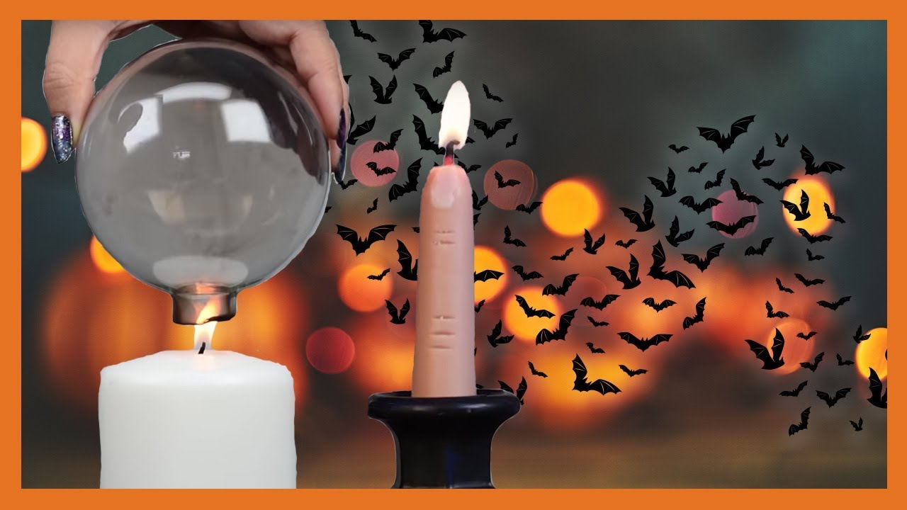 Last Minute Halloween Ideas! DIY Halloween Decor Ideas, Pranks and Hacks by Blossom