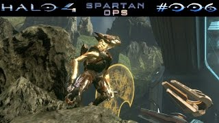 HALO 4: SPARTAN OPS | #006 - Artefakt: Clean Up | Let's Play Halo The Master Chief Collection