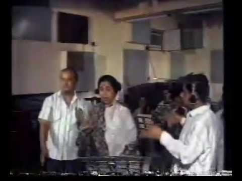 Making Of Kya Yahi Pyar Hai Studio Video - VERY RARE