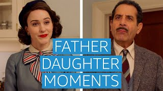 Watch the Marvelous Mrs Maisel Father Daughter Scenes | Prime Video