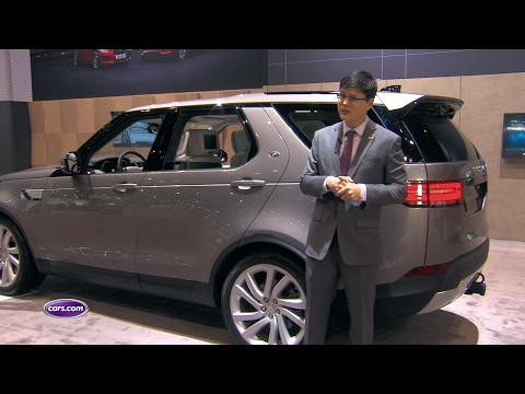 2017 Land Rover Discovery Review: First Impressions