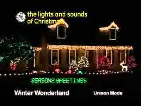 Holiday Lights And Magic: Musical Christmas Lights: Mr Xmas