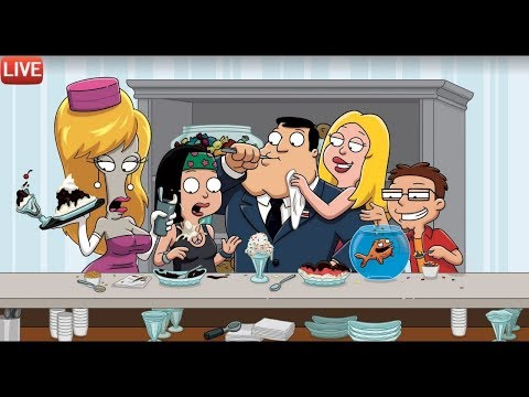 American Dad Full Episodes Live 24/7 HD - American Dad Live Stream 24/7 Part1
