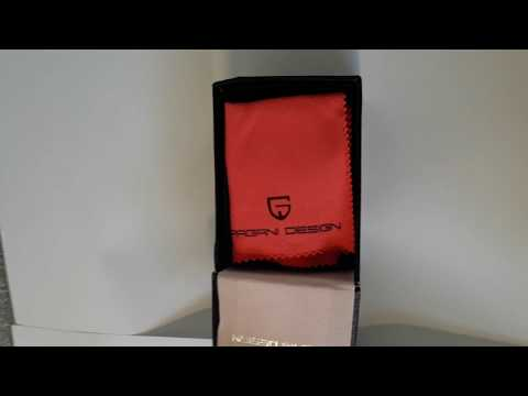 Unboxing Review Pagani Design Submariner Automatic Watch PD1639