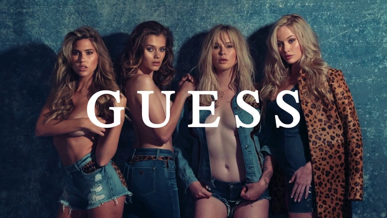 aa09e31e5929d GUESS Jeans Fall  17 Campaign featuring Ireland Baldwin Preview II ...