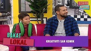 Bakat Lokal: Kreativiti San Komik | Borak Kopitiam (23 Jun 2019)