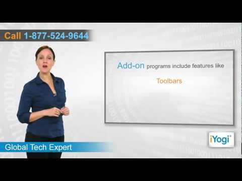 How To Enable Add-ons In Internet Explorer® 8 On Windows® 7