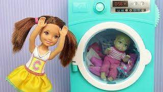 НЕ ВМИКАЙ ПРОВІД В РОЗЕТКУ! Мультик Ляльки #Барбі Нові Іграшки Для дітей IkuklaTV Школа