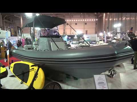 The 2020 BRIG EAGLE 670 Inflatable Boat   42.800€