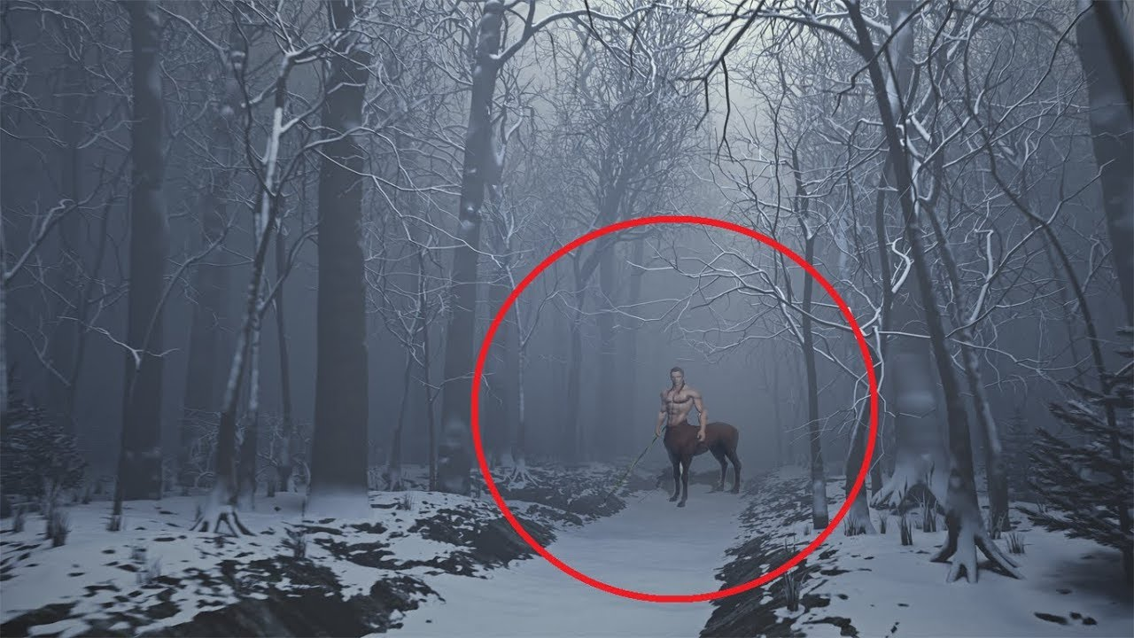 5 Sinh Vật Truyền Thuyết Xuất Hiện Ngoài Đời Thật #2    5 Mythical Creatures Caught on Camera #2