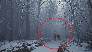 5 Sinh Vật Truyền Thuyết Xuất Hiện Ngoài Đời Thật #2 || 5 Mythical Creatures Caught on Camera #2