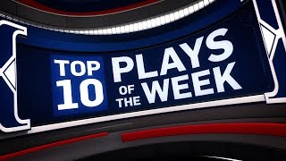 Top 10 Plays of the Week 1.8.17 - 1.14.17