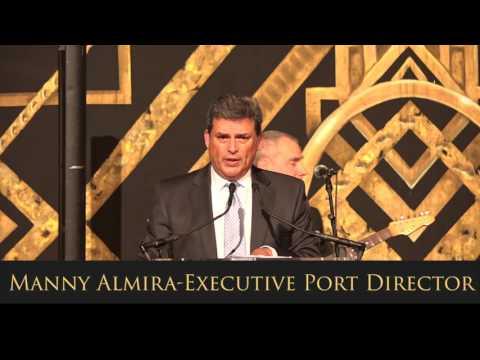 Port of Palm Beach Centennial Gala - October 10, 2015