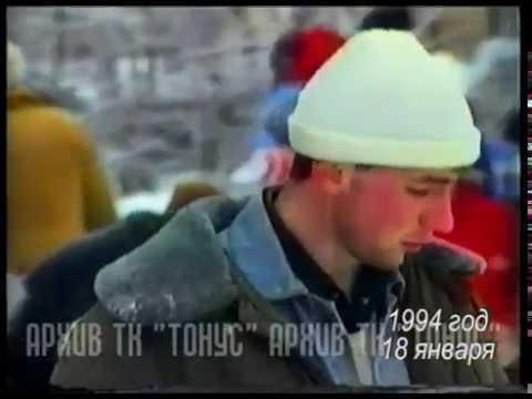 ДЕНЬ ГОРОДА в истории. Выпуск 40