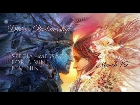 March 12 *LIVE* Twin Flame Journey - Messages for the Divine Feminines