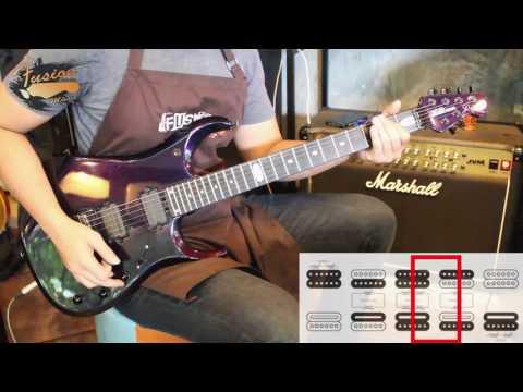 รีวิว Musicman JPX John Petrucci Signature 2010