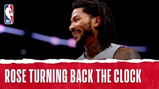 Best of Derrick Rose | Part 1 | 2019-20 NBA Season