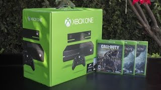 Te regalamos un Xbox One y 3 juegos