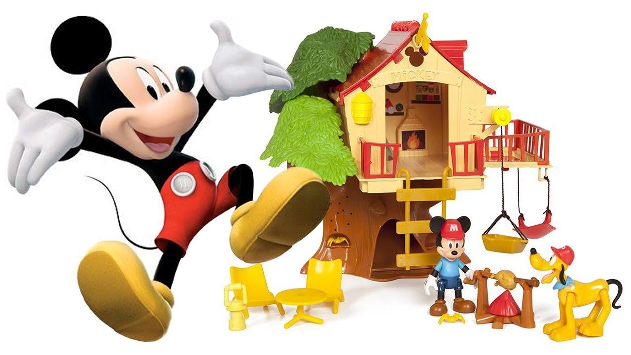 Topolino italiano apriamo la casa sull 39 albero di for Gioco arredare casa virtuale