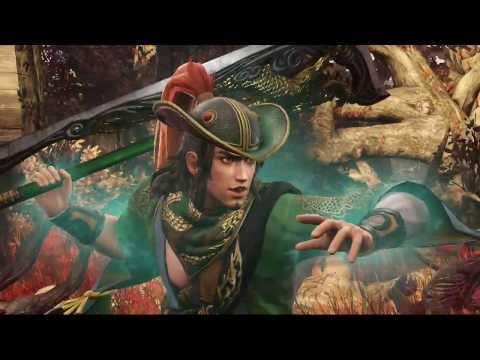 Warriors All-Stars - Musou Stars (無双☆スターズ) - Zhou Cang Gameplay
