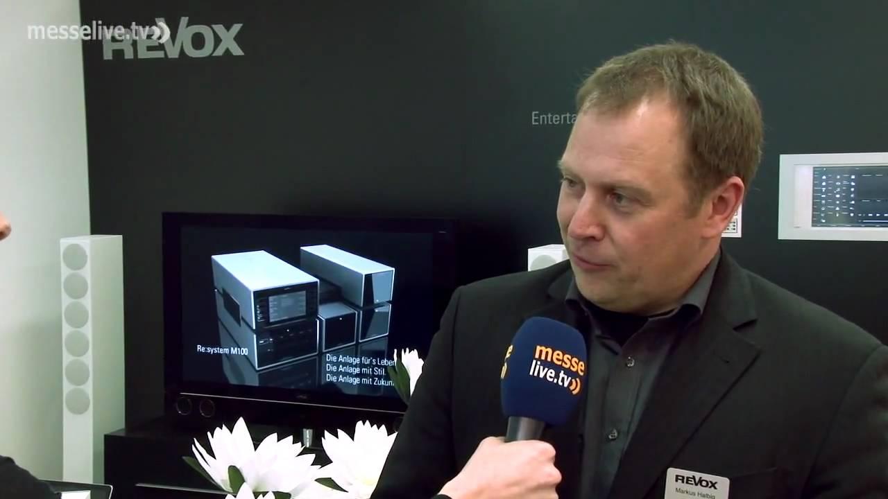 revox m100 multiroom system messe live high end 2010 youtube. Black Bedroom Furniture Sets. Home Design Ideas