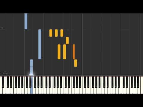 A Woman In Love (Barbara Streisand) - Piano Tutorial