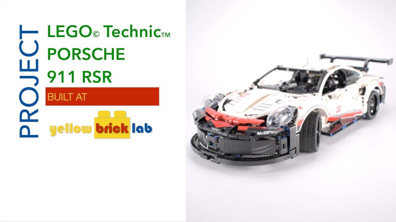 LEGO® Technic™ 42096 Porsche 911 RSR