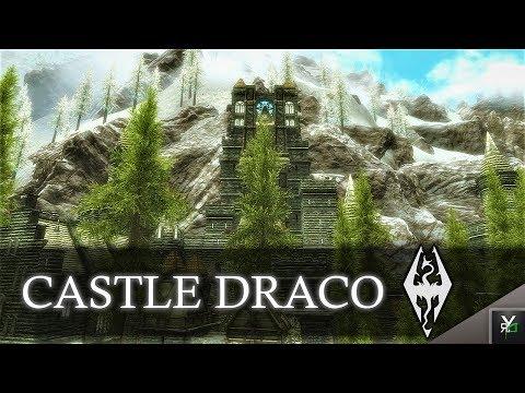 CASTLE DRACO: RIVERWOOD EDITION!!- Xbox Modded Skyrim Mod Showcase