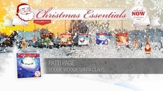 Patti Page - Boogie Woogie Santa Claus // Christmas Essentials