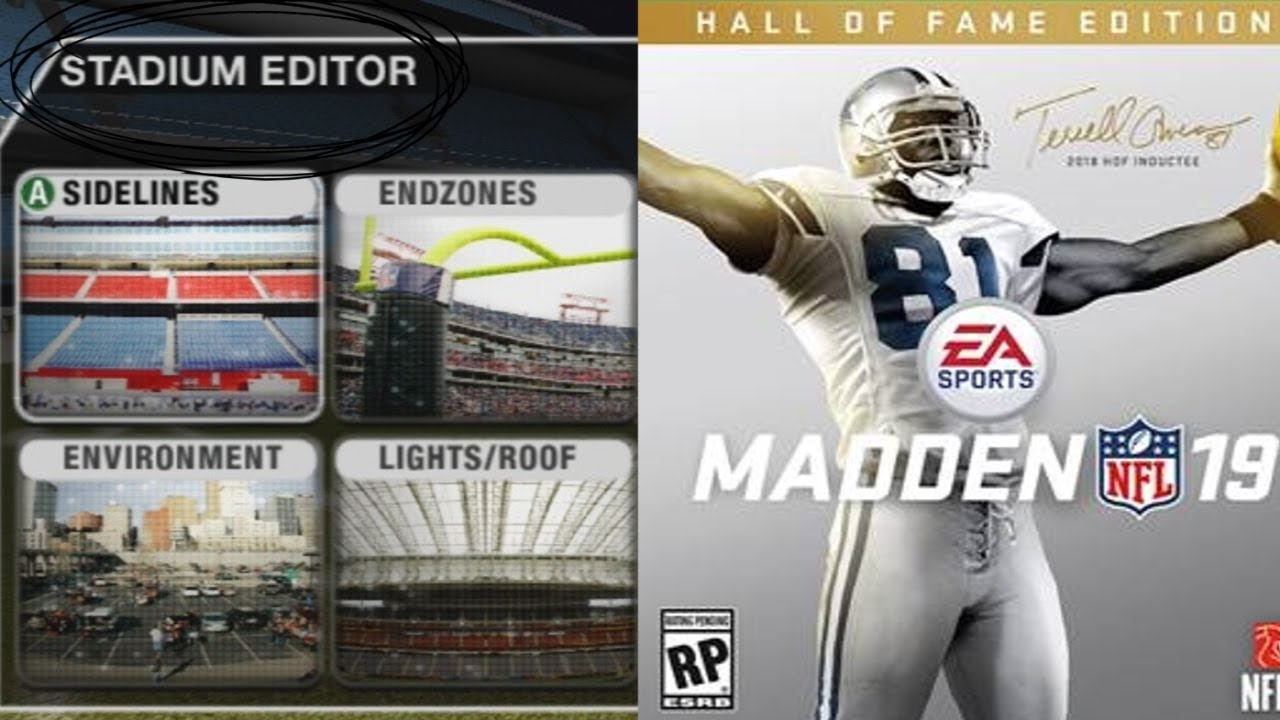 Madden 19 vs. Madden 2008 -  The 11 Year Difference